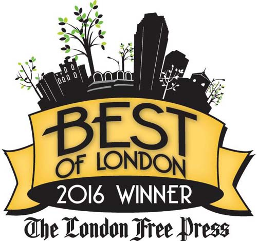 Winner Best in London!